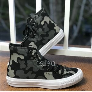NWT Converse Ctas || OX Charcoal HT M AUTHENTIC